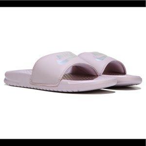 Nike Shoes - NIKE Benassi JDI Slide Sandal